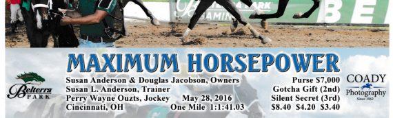 Maximum Horsepower